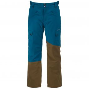 Stand By Ski Pants Blue Utility Green