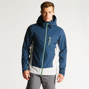 Diligence Jacket Admiral Blue/Cyberspace Grey