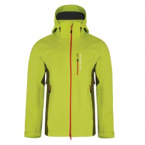 Men's Diligence Jacket Lime Punch Cardamom