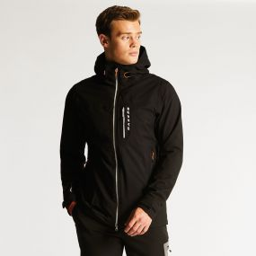 Men's Diligence Jacket Black
