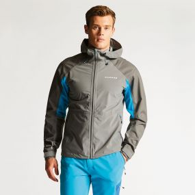 Men's Excluse II Jacket Smokey Fluro
