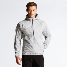 Men's Illume II Waterproof Jacket Cyberspace