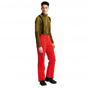 Men's Certify II Ski Pants Seville Red