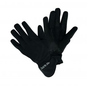 Softshell II Gloves Black