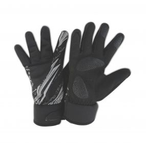 Illume Cycle Gloves Black Fragment