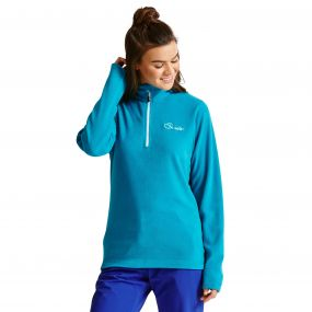 Women's Freeze Dry II Half Zip Fleece Sea Breeze