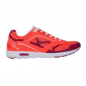 Women's Powerset Gym Shoes Fiery Coral