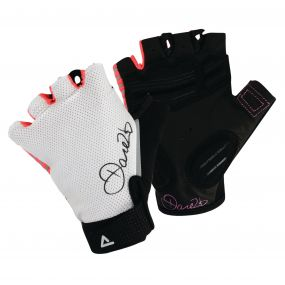 Womens Grasp Cycle Mitt White