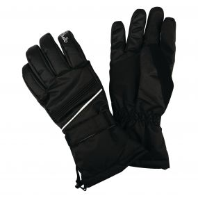 Women's Summon II Ski Gloves Black