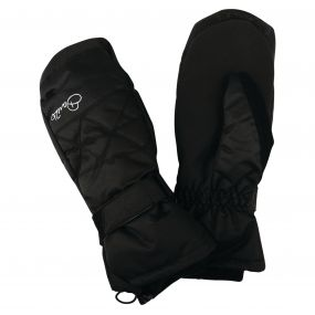 Women's Upreach II Mitt Ski Gloves Black