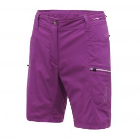 Surmount Short Performance Purple