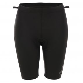Overwhelm Cycle Shorts Black