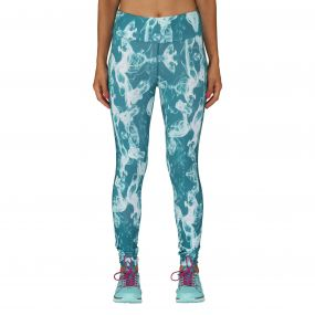 Articulate Fitness Leggings Deep Lake