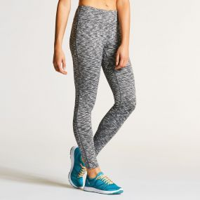Women's Eclectic Tight Grey
