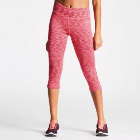 Women's Eclectic 3/4 Tight Lunar Purple