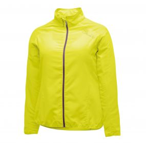 Blighted Windshell Jacket Fluro Yellow