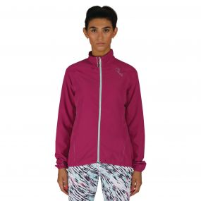 Blighted Windshell Jacket Camellia Pur