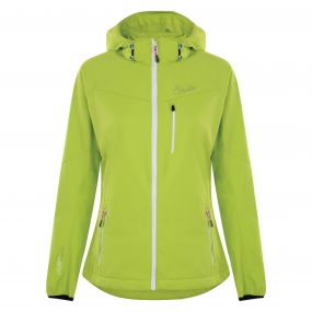 Utilize Softshell Jacket Lime Green