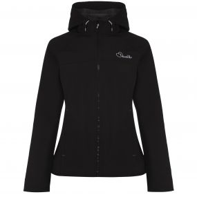 Insightful Softshell Hoody Black