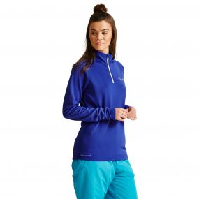 Women's Loveline III Core Stretch Midlayer Clematis