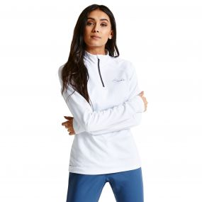 Women's Loveline III Core Stretch Midlayer White