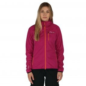 Catalyze Softshell Jacket Camellia Purple