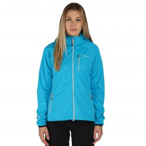 Catalyze Softshell Jacket Fluro Blue