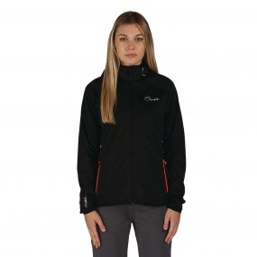 Catalyze Softshell Jacket Black