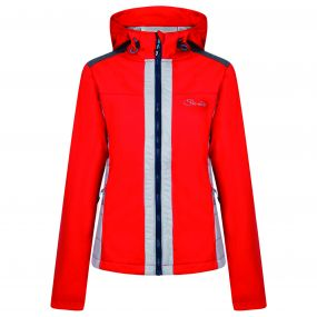 Women's Verify Softshell Midlayer Jacket HighRisk Red