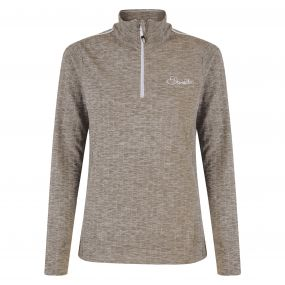 Women's Outlay Core Stretch Midlayer Oatmeal