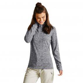 Women's Outlay Core Stretch Midlayer Mid Grey