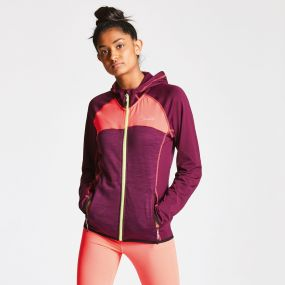Women's Courtesy II Hoodie Lunar Purple
