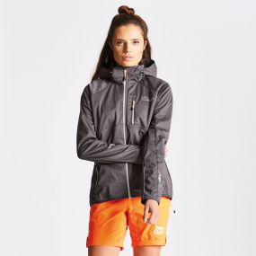 Tractile Softshell Charcoal Grey