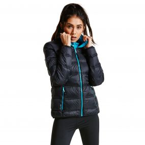 Women's Lowdown Down Fill Insulated Jacket Black