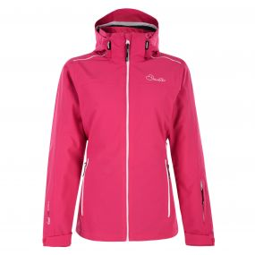 Work Up Jacket Electric Pink