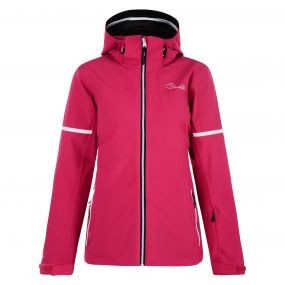 Amplify Jacket Electric Pink