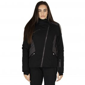 Shade Out Ski Jacket Black
