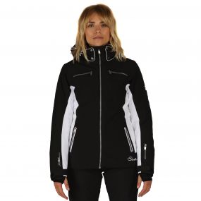 Emulation Ski Jacket Black