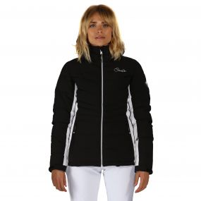 Illation Ski Jacket Black