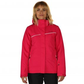 Go Easy Ski Jacket Duchess Pink