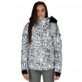 Incentivise Ski Jacket Snow Leopard