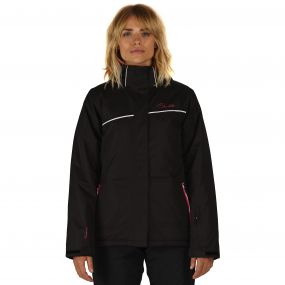 Invoke Ski Jacket Black