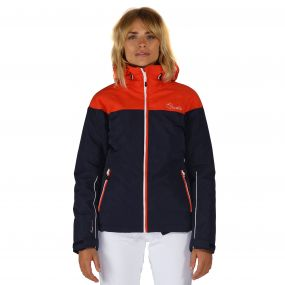 Beckoned Ski Jacket Trail Blaze Blue