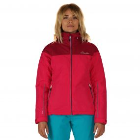 Beckoned Ski Jacket Berry Pink