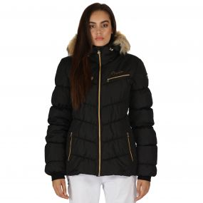 Refined II Ski Jacket Black