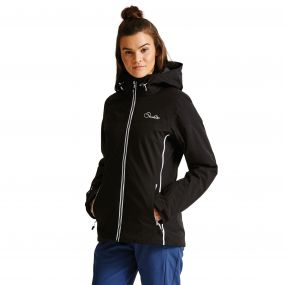 Women's Invoke II Ski Jacket Black