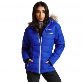 Women's Cultivated Luxe Ski Jacket Clematis