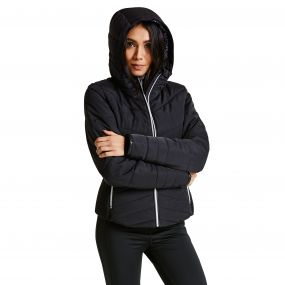 Women's Vaunt II Luxe Ski Jacket Black