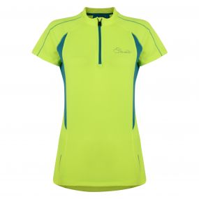 Configure Cycle Jersey Fluro Yellow