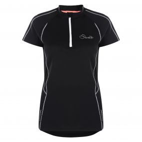 Configure Cycle Jersey Black